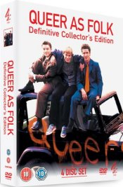 Queer As Folk UK Collector's Edition DVD
